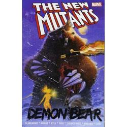 New Mutants: Demon Bear