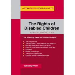 The Rights Of Disabled Children: A Straightforward Guide