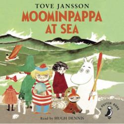 Moominpappa at Sea