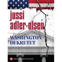 Washington Dekretet: Lydbog MP3