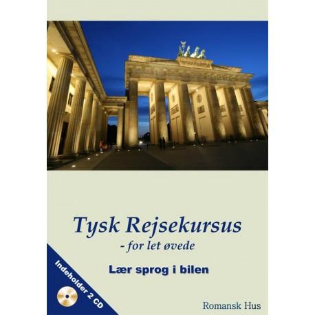Tysk Rejsekursus - for let øvede