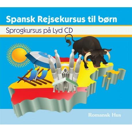 Spansk Rejsekursus til børn