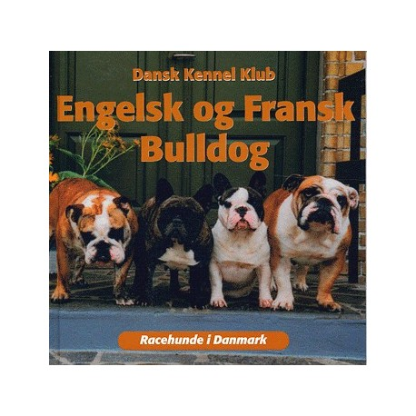 Engelsk og fransk bulldog