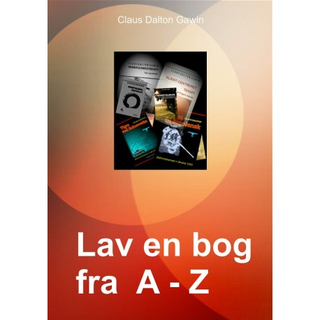 Lav en bog fra A - Z