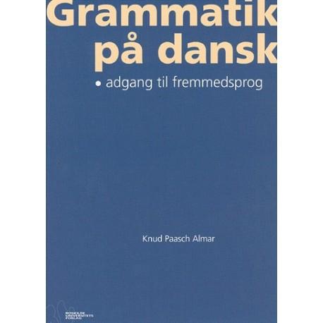 Grammatik på dansk: adgang til fremmedsprog
