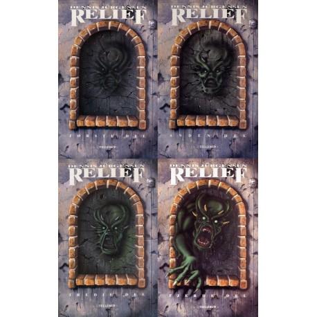 Relief (Bind 1-4)