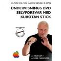 Uddannelses dvd - selvforsvar med kubotan stick