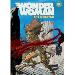 Wonder Woman: The Cheetah