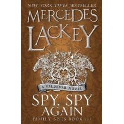 Spy, Spy Again (Family Spies -3)