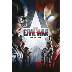 Marvel Cinematic Collection Vol. 7: Captain America Civil War Prelude