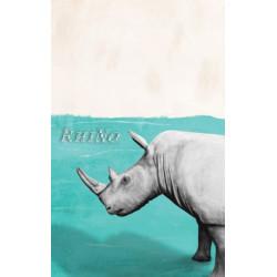 RhiNo: Blank Notebook