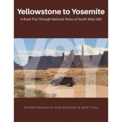 Y2y: Yellowstone to Yosemite