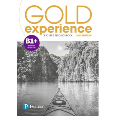 Gold Experience 2nd Edition B1+ Teacher's Resource Book