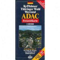 Thüringer Wald, Kyffhäuser, Werratal
