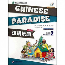 Chinese Paradise vol.2 - Workbook
