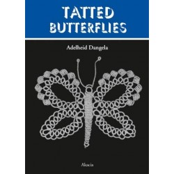 Tatted butterflies