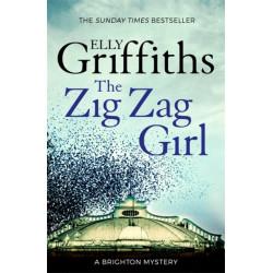 The Zig Zag Girl: The Brighton Mysteries 1