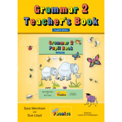 Grammar 2 Teacher's Book: In Print Letters (British English edition)