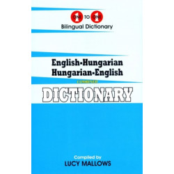 One-to-one dictionary: English-Hungarian & Hungarian-English dictionary