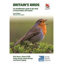 Britain's Birds: An Identification Guide to the Birds of Great Britain and Ireland Second Edition, fully revised and updated