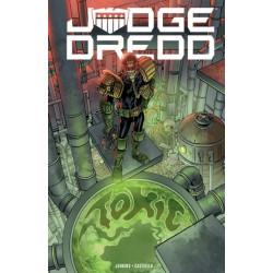 Judge Dredd: Toxic!: Toxic!