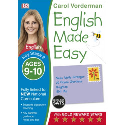 English Made Easy, Ages 9-10 (Key Stage 2): Supports the National Curriculum, English Exercise Book