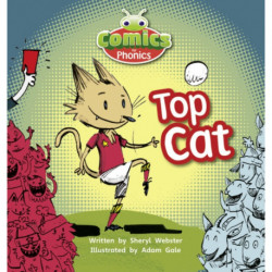 Bug Club Phonics Comics for Phonics Reception Phase 2 Set 04 Top Cat