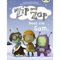 Bug Club Guided Fiction Year 1 Yellow B Zip and Zap meet the Same