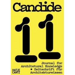 Candide. Zeitschrift fur Architekturwissen / Journal for Architectural Knowledge: No. 11