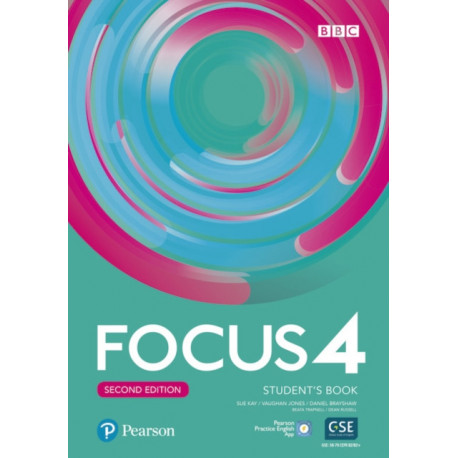 Focus 2e 4 Student's Book with Basic PEP Pack