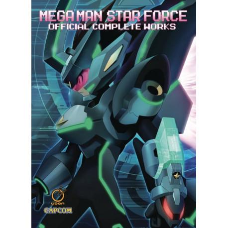 Mega Man Star Force: Official Complete Works Hardcover