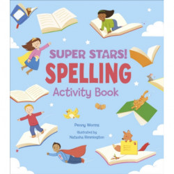 Super Stars! Spelling Activity Book