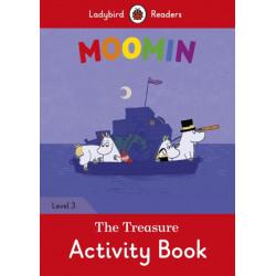 Moomin: The Treasure Activity Book - Ladybird Readers Level 3