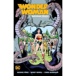 Wonder Woman by George Perez Volume 4
