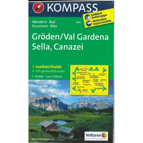 Gröden, Val Gardena, Sella, Canazei