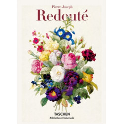 Redoute. The Book of Flowers. 40th Ed.