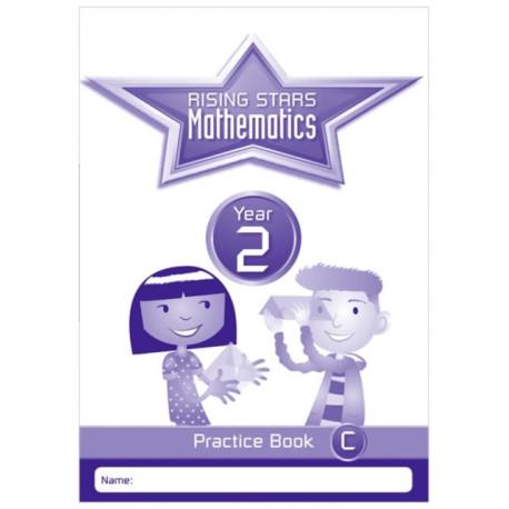 Rising Stars Mathematics Year 2 Practice Book C