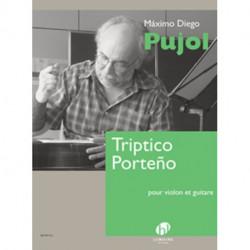 TRIPTICO PORTENO VIOLIN & GUITAR