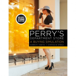 Perry's Department Store: A Buying Simulation: Bundle Book + Studio Access Card