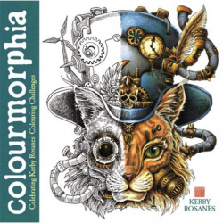 Colourmorphia: Celebrating Kerby Rosanes' Colouring Challenges
