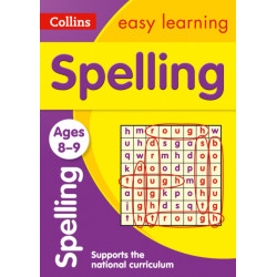 Spelling Ages 8-9: Ideal for Home Learning