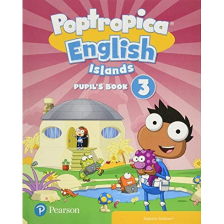 Poptropica English Islands Level 3 Pupil's Book with Online Access Code