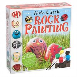 Hide and Seek Rock Painting Kit (tuck box)