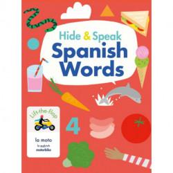 Hide & Speak Spanish Words
