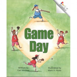 Game Day (A Rookie Reader)
