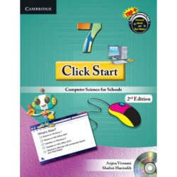 Click Start Level 7 Student's Book with CD-ROM: Computer Science for Schools
