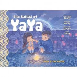 The Ballad of Yaya Book 3: The Circus