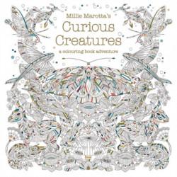Millie Marotta's Curious Creatures: a colouring book adventure