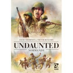 Undaunted: Normandy: The Board Game Geek Award-Winning WWII Deckbuilding Game