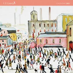 L.S. Lowry Wall Calendar 2021 (Art Calendar)
